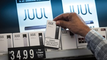 Juul to End E-Cigarette Ads and Lobbying; CEO Steps Down