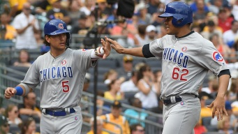 Quintana, Cubs Throttle Pirates in Series Finale