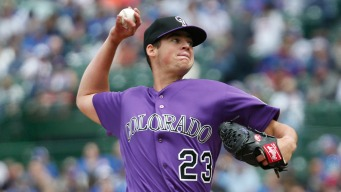 Cubs Fall to Rockies in Series Finale at Wrigley