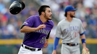 Tempers Flare Between Cubs, Rockies During Series Finale