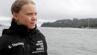 Activist Greta Thunberg Is Time's Person of the Year 2019