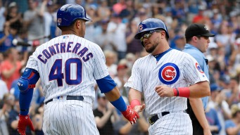 Contreras, Lester Power Cubs to Win Over Pirates