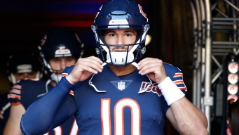 Trubisky, Mack Among Starters Resting Friday vs. Giants