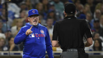 Cubs Lose to Padres, Fall Into Tie for 2nd Wild-Card Spot