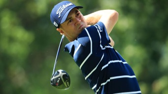 Thomas, Kokrak Share Lead at BMW Championship