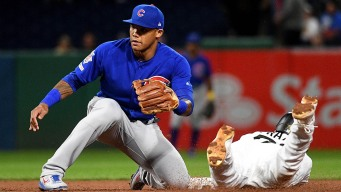 Cubs' Losing Streak at 9 After Loss to Pirates