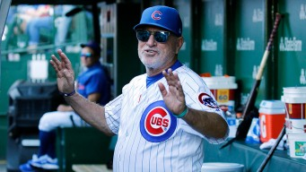Angels Fire Manager, Paving Way for Possible Maddon Reunion