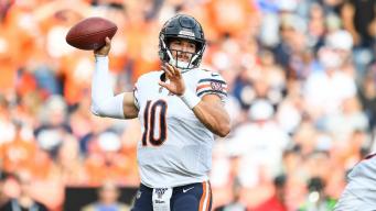 Saints vs. Bears Injury Update: Trubisky, Gabriel Return