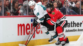 Blackhawks Lose Home Opener to Sharks