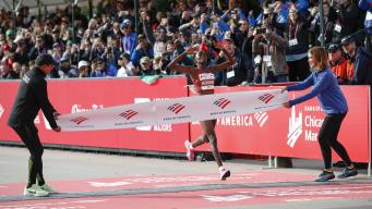 See Kosgei's Record-Breaking 2019 Chicago Marathon Victory