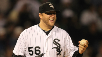 White Sox to Retire Mark Buehrle's Number
