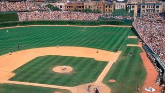 Chicago the Center of the Baseball Universe Thursday