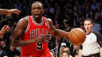 Deng Signs 1-Day Contract, Retires With Bulls
