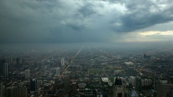 Severe Storms Eye Chicago Area This Week