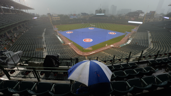 Cubs Game Against Brewers Postponed