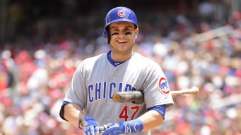 "Miguel Montero's Kids Sing ""Go Cubs Go"" in Adorable Video"