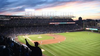 I.S.S. to Fly Over Wrigley on 'Star Wars' Night