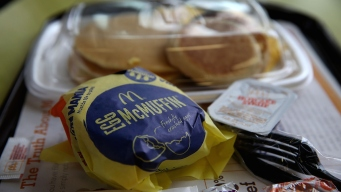 McDonald's Tests New Breakfast Menu