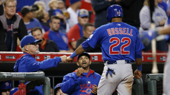 Maddon: Russell Playing for Cubs Wouldn't Be a Distraction