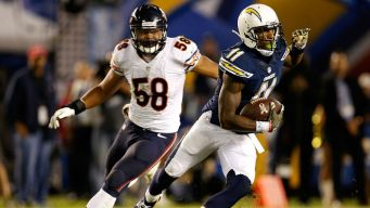 Anderson Re-Signed, Gentry Waived by Bears