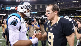 Saints-Panthers Rivalry Becomes a Trilogy in the Playoffs