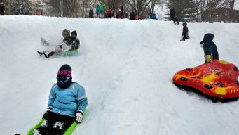 Take Advantage Of the Snow At These Local Sledding Spots