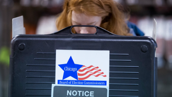 Find Your Chicago-Area Polling Place For the Primary