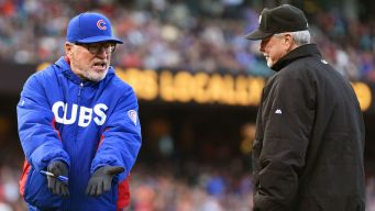 Maddon Launches Into Epic Rant After Controversial Call