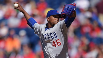 Cubs Avoid Arbitration With Pedro Strop