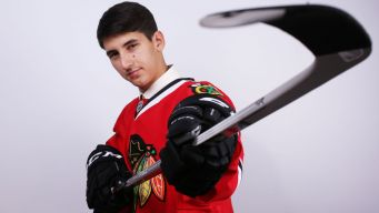 Blackhawks Prospect Suspended for Violent Hit