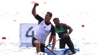 'Missing Kidney' Wins Brazil's First Canoeing Medal