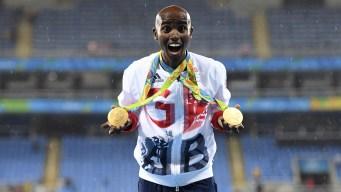 2018 Chicago Marathon Elite Runner: Mo Farah