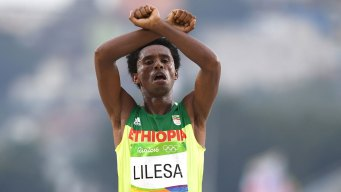 2017 Chicago Marathon Elite Runner: Feyisa Lilesa