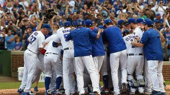 Cubs Looking for 100th Win of Season vs. Pirates Monday
