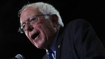 Sanders Says Garcia Should 'Take a Look' at Mayoral Race
