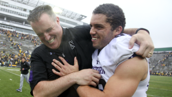 Northwestern's Austin Carr Performs at the Highest Level