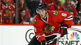 Nick Schmaltz Recalled From Rockford IceHogs