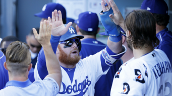 Dodgers Beat Nationals, Will Face Cubs in NLCS