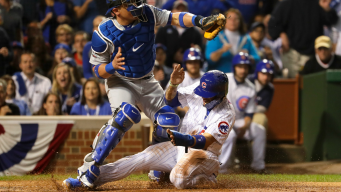 Twitter Explodes After Cubs' Javier Baez Steals Home