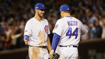 Bryant, Rizzo Own Two of MLB's Best Selling Jerseys