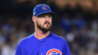 Travis Wood Done for Season With Knee Injury