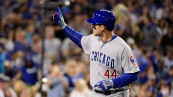 Szczur Played Key Role in Rizzo's Home Run Wednesday