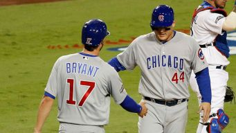 Bryant, Rizzo Lead Cubs' Dominant Jersey Sales