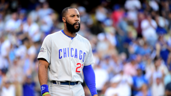 Cubs' Jason Heyward Hard at Work on Revamped Swing