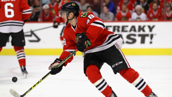 Blackhawks Make Roster Moves Ahead of Bye Week