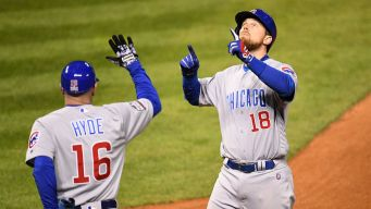 Ben Zobrist Makes History With Three-Hit Game 1 Performance