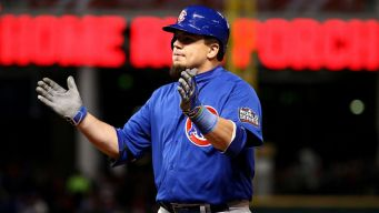 Theo Epstein Provides Update on Kyle Schwarber