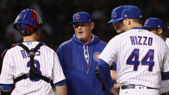 Bosio, Martinez Looking at New Jobs as Cubs Clean House