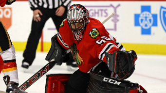 Corey Crawford Undergoes Appendectomy