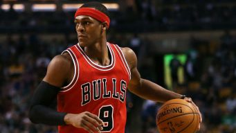 Rondo Out 'Indefinitely,' Bulls Announce